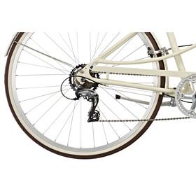 Electra Loft 7D Citybike Damer beige